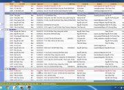 Phần mềm quản lý mầm non – Quản lý học sinh – Hồ sơ học sinh