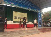 Nhảy hiện đại của học sinh lớp 7 – Trường THCS Sông Đà