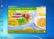 Phần mềm quản lý mầm non – Khẩu phần ăn – Cân đối thực phẩm hàng ngày