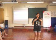 Vượt qua nỗi ám ảnh – Bài thuyết trình của bạn trẻ tham gia MediaME