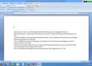 [Kỹ năng mềm NCKH] Thủ thuật đưa tài liệu tham khảo từ Word vào Endnote