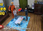Kỹ năng cần thiết cho các bé ở nhà một mình | Camera Giấu Kín 2020