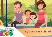VTV7 | Chuyện kể của những chú cừu | Tự tin làm việc tốt