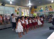 Giáo dục âm nhạc-Nghe hát cò lả- Hội thi VMD .Mầm non vui học