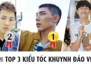 Top 3 Kiểu Tóc HOT Trend Khuynh Đảo Vpop Tháng 5   Chuyển Động 30Shine Tập 13