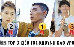Top 3 Kiểu Tóc HOT Trend Khuynh Đảo Vpop Tháng 5 | Chuyển Động 30Shine Tập 13