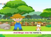 Bé Mầm Non Học Tiếng Anh – Bài Hát Bingo