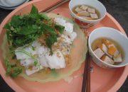Bánh cuốn làng Kênh Nam Định chỉ nghe tên là lên cơn thèm