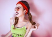 Cùng ngắm hình ảnh nuột nà mới nhất của Trang Moon