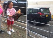 Triệu Vy bận rộn công việc, con gái học trường quốc tế được bảo mẫu đón đưa