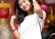 Hot girl Hà Thành đua nhau đi chơi trung thu