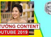 Kỹ thuật bắt trend: Lên ý tưởng video YouTube theo xu hướng hot (Chủ đề làm YouTube 2019)
