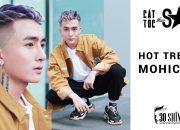 Tỏa Sáng Với Kiểu Tóc Mohican Hot Trend 2019 – Bản Sao Sơn Tùng MTP