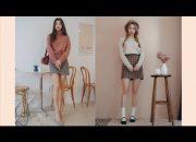 Phối Chân Váy Với Đồ Mùa Đông Đỉnh Cao – Xu Hướng Thời Trang Hot Trend   Style Hàn Quốc