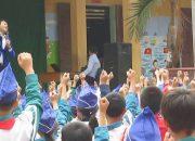 Tổ chức trò chơi, GD kỹ năng sống cho học sinh trường tiểu học Tiên Lục