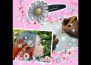 [HOT TREND 2019] Trải nghiệm làm kẹp tóc hoa cúc họa mi handmade! DIY Daisy Hairclip