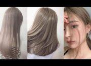 """TREND 2019! Gợi ý kiểu tóc với màu """"Nâu Tro"""""""