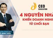 4 Nguyên Nhân Khiến Doanh Nghiệp Từ Chối Bạn Khi Phỏng Vấn | Ngô Minh Tuấn | #Học_Viện_CEO_Việt_Nam