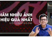 Cách KHỬ NOISE ảnh khi chụp thiếu sáng trên MÁY ẢNH CŨ   Tập 3   Phòng tối 50mm