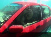 ÒÓO   (Kỹ Năng Sống) Thoát hiểm khi ô tô bị lao chìm xuống nước 2019