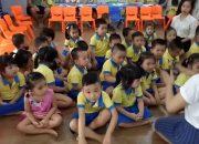 Dạy trẻ kỹ năng sống phòng tránh bị bắt cóc   Tiết dạy mầm non