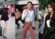 Street Style thời trang đường phố Trung Quốc #11 | China Spring/Summer Street Style 2019