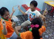 Các bé trải nghiệm kỹ năng làm việc nhóm | Toán trí tuệ | Thuận Phát