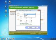 Phần mềm quản lý mầm non – Môđun Khai báo và Danh mục