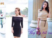 Những Mẫu Váy Thu Đông 2018 – 2019 Đẹp Dành Cho Bạn Gái Yêu Sự Nhẹ Nhàng, Lãng Mạn