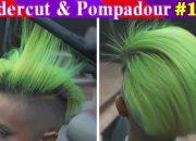 7 Kiểu tóc Pompadour & Undercut đẹp chất nhất hiện nay