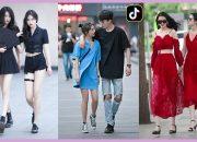【抖音】TikTok Trung Quốc ❤️ Thời trang đường phố Trung Quốc #11 – Street style in China