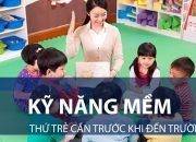 Kỹ năng mềm: Thứ trẻ cần trước khi đến trường | VTC1