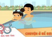 Số 3: Chuyện ở bể bơi | Giáo dục giới tính cho trẻ 2018 | VTV7