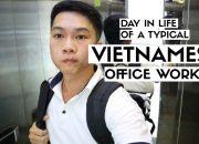 Một ngày của dân văn phòng Việt Nam | Huy Kutis