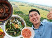 Bữa ăn ở khách sạn sang trọng nhất nhì miền Tây trên đỉnh núi |Du lịch Châu Đốc, An Giang