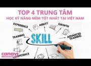 Top 4 trung tâm học kỹ năng mềm tốt nhất tại Việt Nam