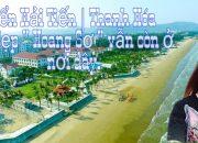 Du Lịch Biển Hải Tiến   Thanh Hóa 2019