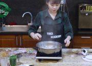 Hướng Dẫn Cách Làm Topping Trà Sữa – Cách làm trà sữa tại nhà -Trà sữa việt