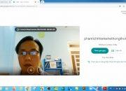 Hướng dẫn giảng viên sử dụng Hangouts Meet (Google Meet) để giảng dạy trực tuyến