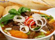 BÒ KHO – Cách nấu Bò Kho không cần gói Gia vị – Bò kho Bánh mì by Vanh Khuyen