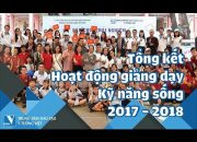 Dự án Phát triển Kỹ năng sống học đường 2017-2018 | Ý Tưởng Việt | Phòng GD&ĐT Quận Tân Phú, TPHCM