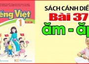 Tiếng Việt Lớp 1 SÁCH CÁNH DIỀU Bài 37 – Dạy Bé Học Bảng Chữ Cái Tiếng Việt