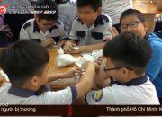 Sân chơi Trải nghiệm Kỹ năng sống dành cho học sinh tiểu học   Trường Tiểu học Phan Đình Phùng