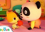 Gấu trúc Kiki & Miumiu làm bảo mẫu   Bài hát thiếu nhi vui nhộn   Bài hát giáo dục trẻ nhỏ   BabyBus