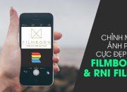 Hai ứng dụng chỉnh màu phim ẢO NHẤT iOS: Filmborn và RNI Films   Phòng tối 50mm Mobile