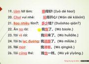 Những câu nói thường dùng trong giao tiếp (Phần 1) – TIẾNG TRUNG LÀ NIỀM VUI