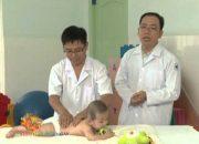 [Vui Sống Mỗi Ngày] Hướng dẫn kĩ năng matxa cho em bé an toàn